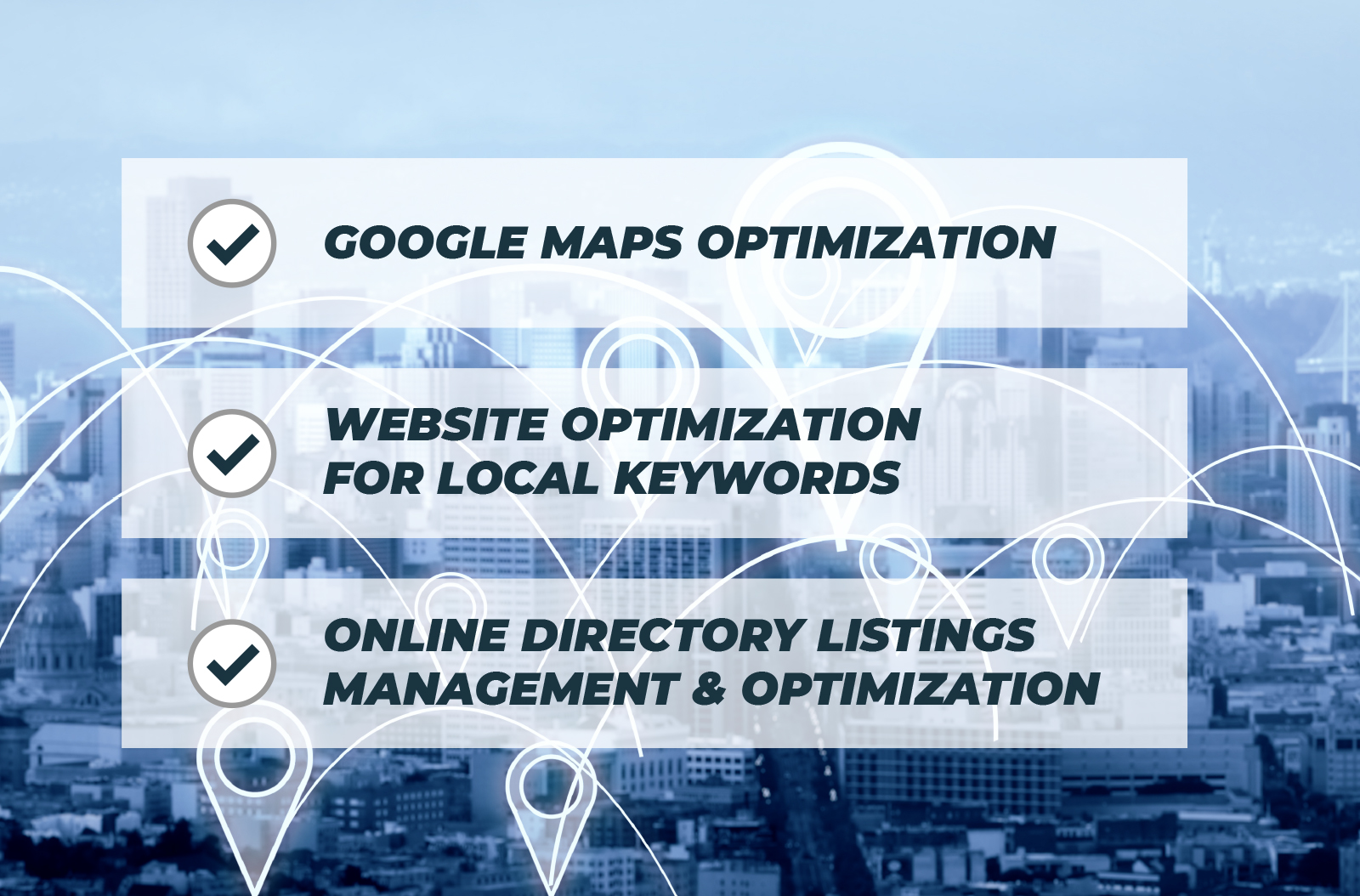search engine Optimization List